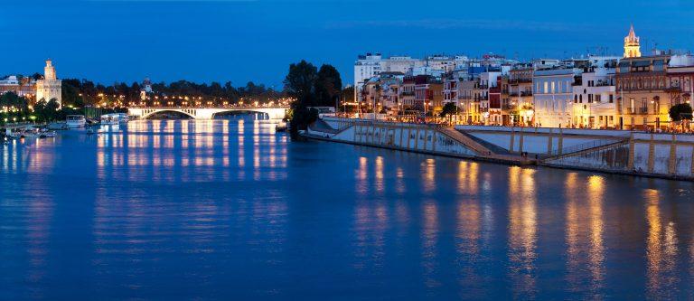 Longer le Guadalquivir à la découverte de la belle andalouse
