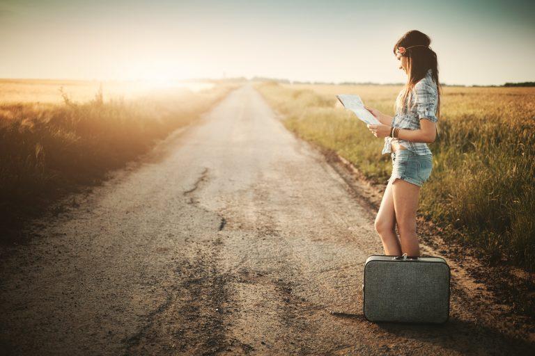 Mode de vie d'un accro aux voyages
