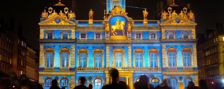 La fête des lumières à Lyon : tout simplement magnifique