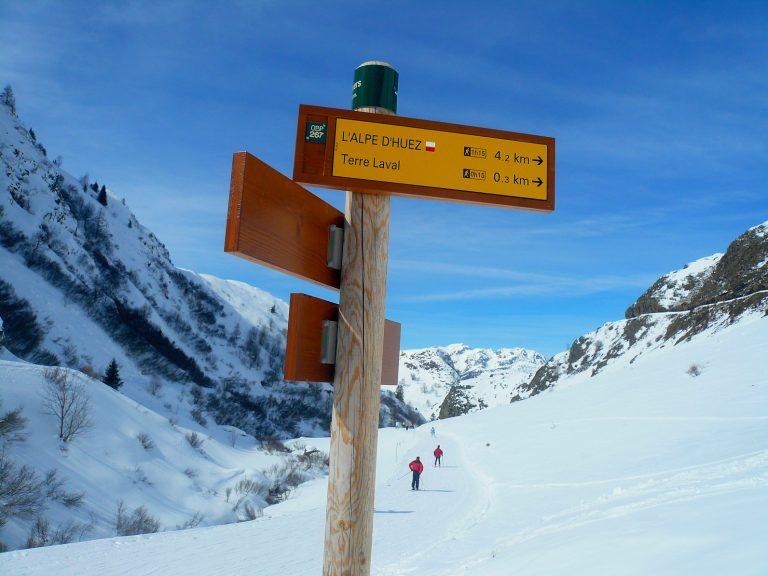 Mon séjour de ski dans les Alpes !