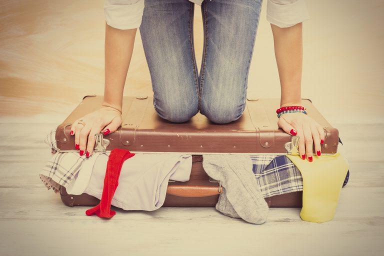 Tout dans une seule valise : comment faire ?
